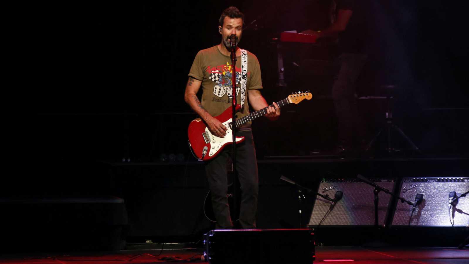 """14 horas - Ismael Serrano sobre Pau Donés: """"La celebración de la vida está en él y en su música"""" - Escuchar ahora"""
