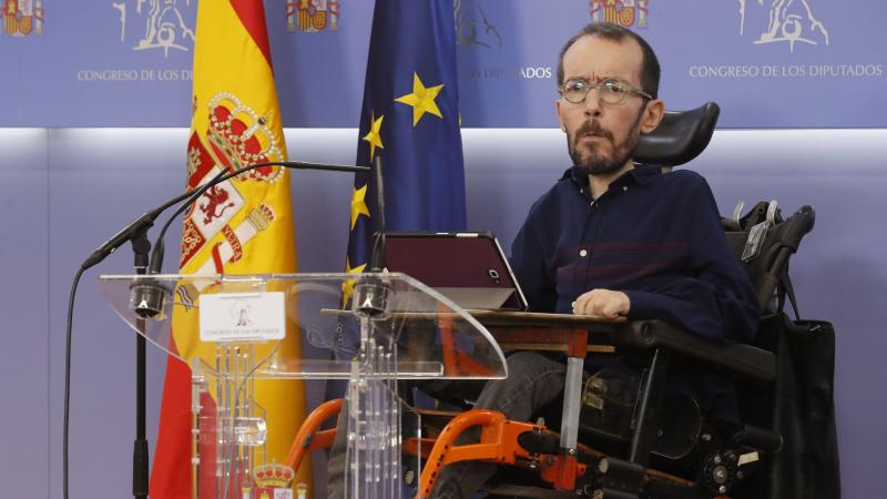 24 horas - Unidas Podemos presenta su propia Comisión al rey emérito y espera el apoyo del PSOE - Escuchar ahora