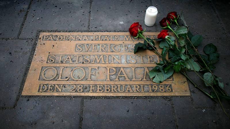 Boletines RNE - Suecia cierra la investigación del asesinato de Olof Palme tras acusar del magnicidio a un hombre fallecido - Escuchar ahora