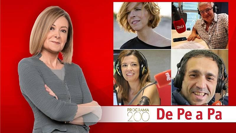 Las mañanas de RNE con Pepa Fernández - Programa 200   Márius Serra, Zapata, Sole Giménez y Ana Molina - Escuchar ahora