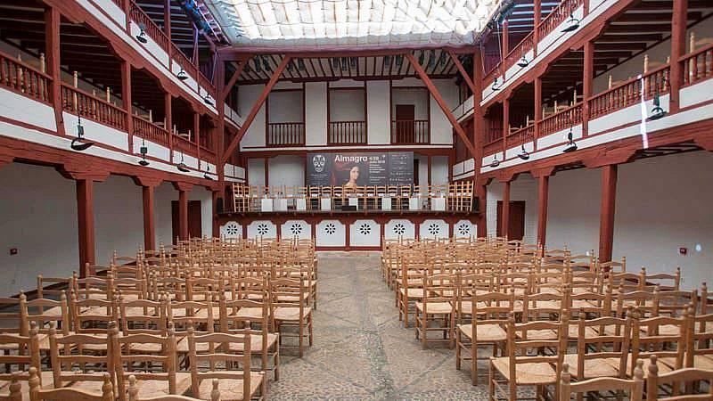 Por tres razones - El Festival de Teatro Clásico de Almagro vuelve a las tablas en julio - Escuchar ahora