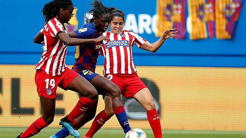 Boletines RNE - La RFEF profesionaliza el fútbol femenino - Escuchar ahora