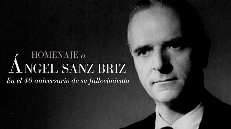 El mundo desde las Casas - Homenaje a Ángel Sanz Briz - 11/06/20 - Escuchar ahora
