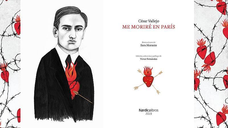 La LiBéLuLa - Me moriré en París (César Vallejo, ed. Nórdica Libros) - 12/06/20 - escuchar ahora
