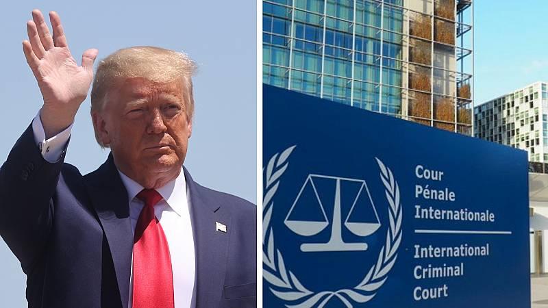 Cinco continentes - Trump autoriza sancionar funcionarios de la CPI - Escuchar ahora