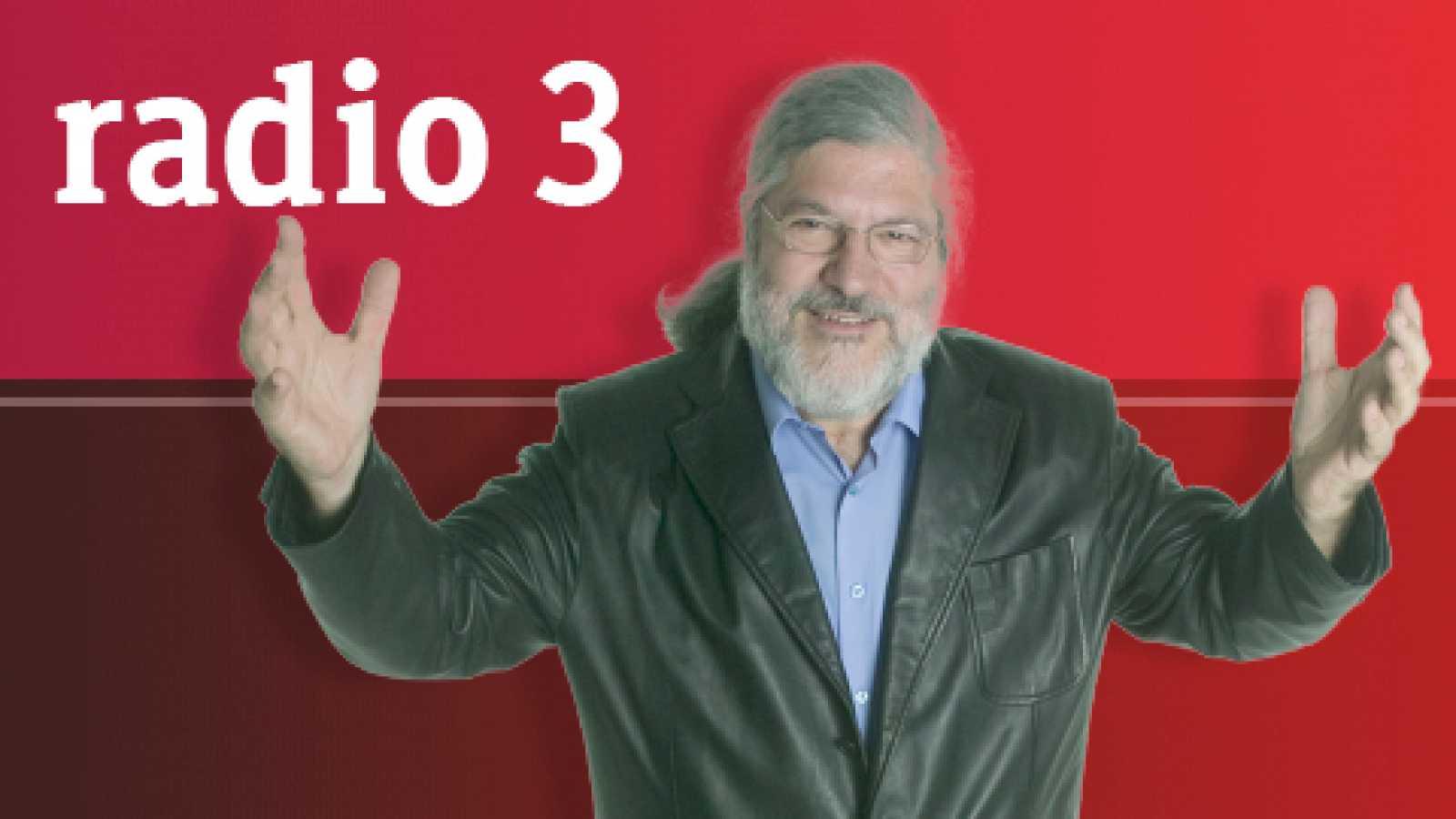 Discópolis Jazz 10.982 - Sesiones Tesoro RNE 128: Cebolla - Pedro Ruy - 13/06/20 - escuchar ahora