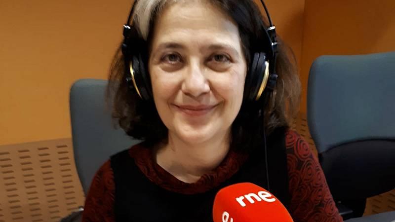 Diálogo y espejo - Rosa Ribas. 'Sin secretos la convivencia es imposible' - 13/06/20 - escuchar ahora
