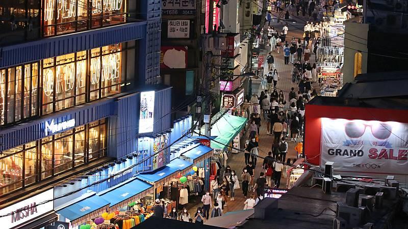 14 horas - Alerta en Corea del Sur por varios rebrotes de coronavirus - Escuchar ahora