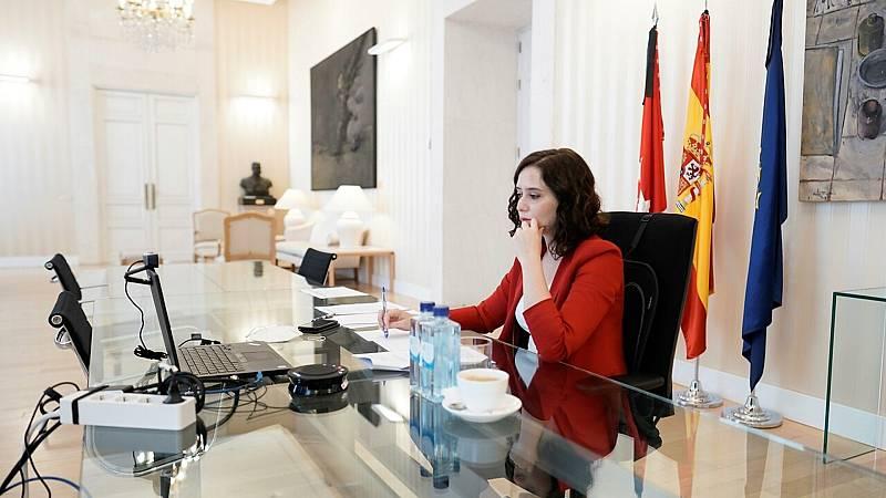 24 horas fin de semana - 20 horas - Los rebrotes y el control sanitario de los turistas preocupaciones de los presidentes autonómicos - Escuchar ahora