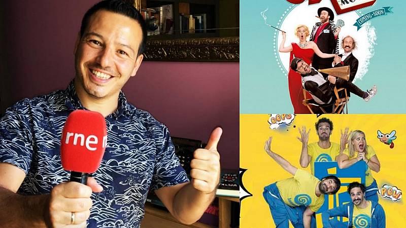 La sala - Yllana y Jamming, cómicos para todos junto a Jorge García Palomo - 15/06/20 - Escuchar ahora