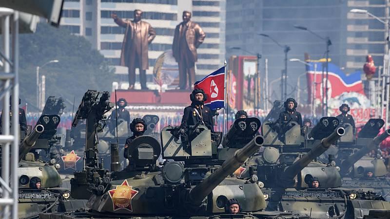 Boletines RNE - Corea del Norte destruye la oficina de enlace con Corea del Sur - Escuchar ahora