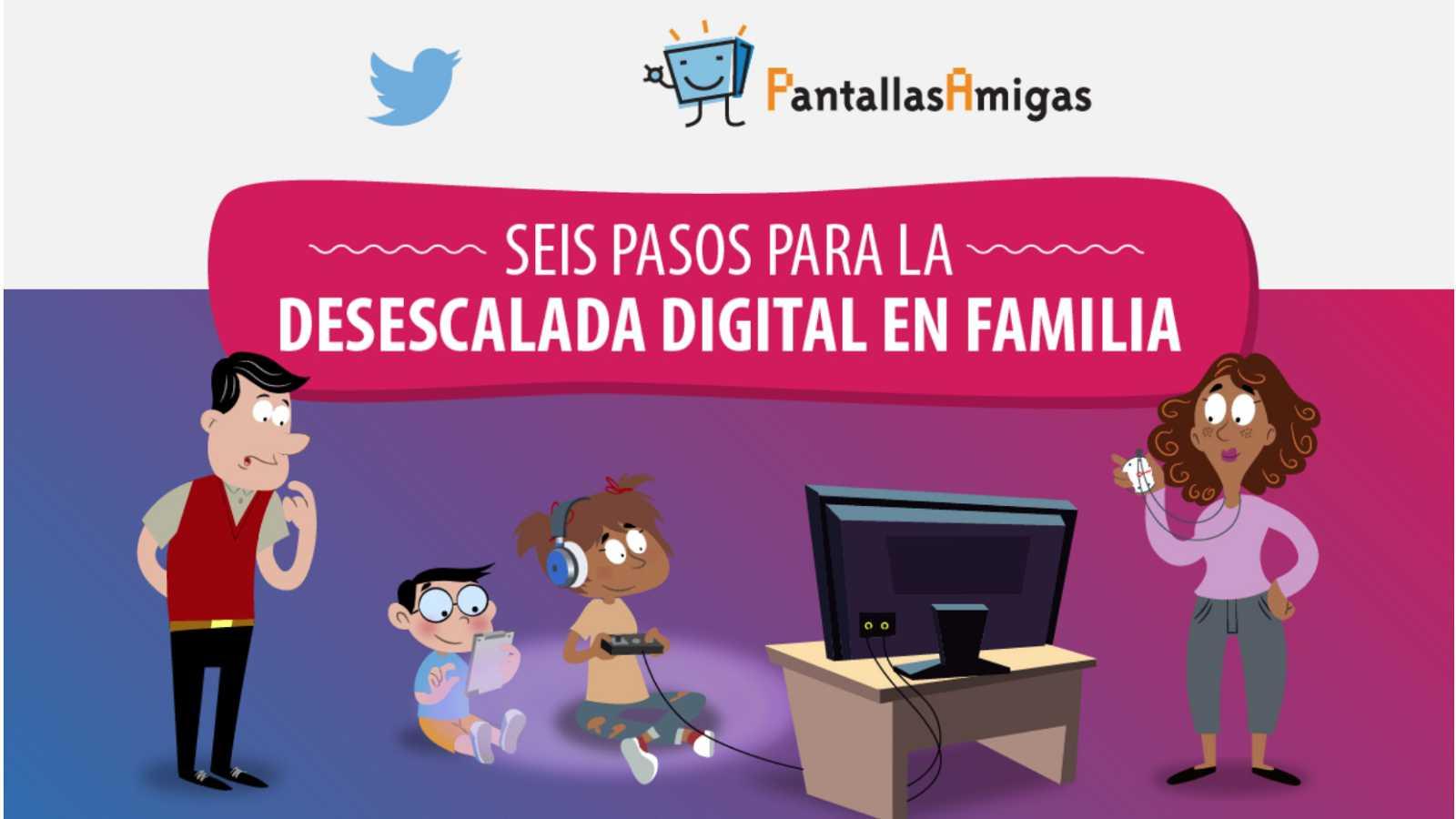 """Todo Noticias Mañana - Cómo afrontar la """"desescalada digital"""" - Escuchar ahora"""