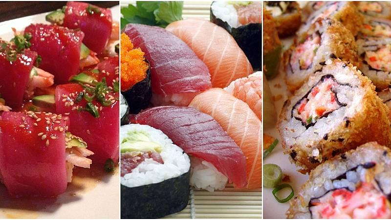 El mundo desde las Casas - Nigiris y otros treinta tipos de sushi - 17/06/20 - Escuchar ahora