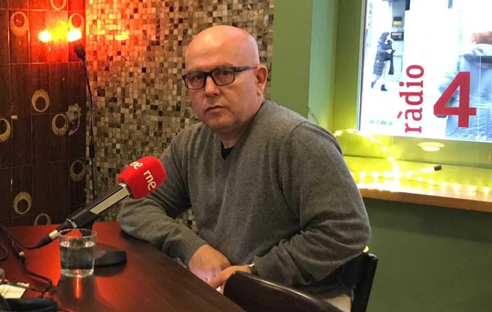 """Gonzalo Boye: """"Me sentó mal no estar en el juicio del 'Procés', pero es mejor para la estrategia europea"""""""