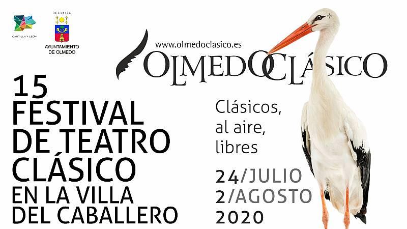 La sala - Avanzamos el Festival Olmedo Clásico con Benjamín Sevilla - 18/06/20 - Escuchar ahora