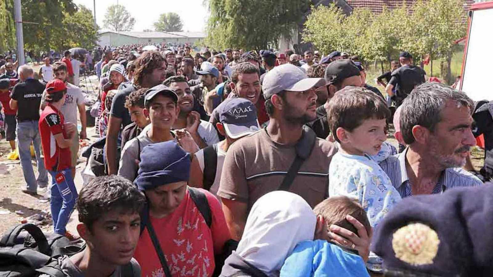 14 horas - ACNUR denuncia que se ha duplicado el número de personas que han tenido que abandonar sus casas - Escuchar ahora