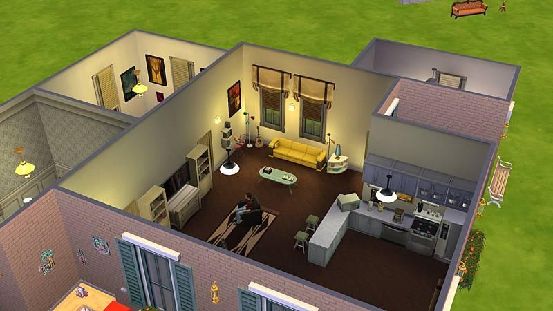 De cine - Casas de películas y series recreadas con Los Sims 4 - 19/06/20 - Escuchar ahora
