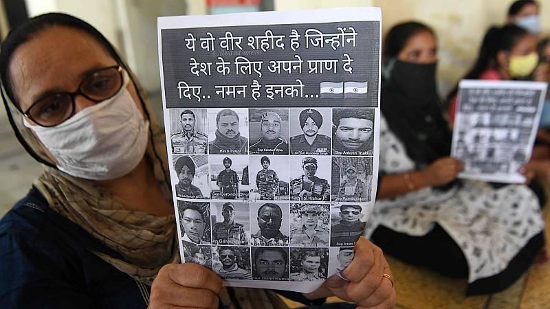 Asia hoy - Tensión entre China e India - 19/06/20 - escuchar ahora