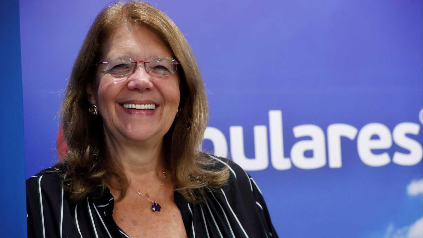 """Parlamento - Radio 5 -  Elvira Rodríguez (PP): """"El Gobierno no puede hacer presupuestos porque no sabe cuál va a ser la recaudación y el crecimiento de este año, ni estimar el del año que viene"""" - Escuchar ahora"""
