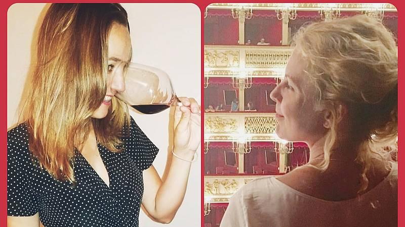 La sala - Ópera para principiantes: Erika Barreras, el vino y Marina Romero - 19/06/20 - Escuchar ahora