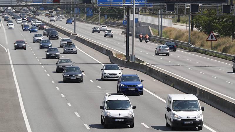 24 horas Fin de Semana - 20 horas - Tranquilidad general en las carreteras españolas en el primer día sin estado de alarma - Escuchar ahora