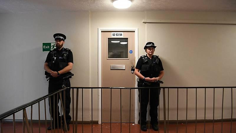 24 horas fin de semana - 20 horas - El joven libio arrestado en Reino Unido había sido investigado por el M5 - Escuchar ahora