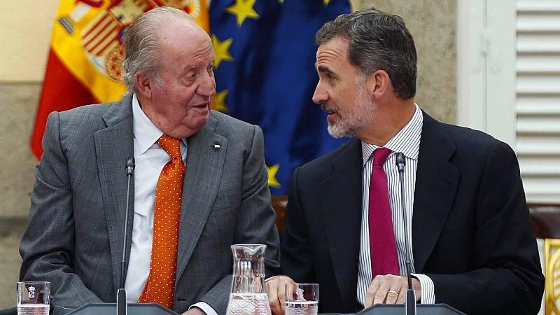 Boletines RNE- El presupuesto de la Casa Real no baja e incluye la retirada de sueldo a Juan Carlos I - Escuchar ahora