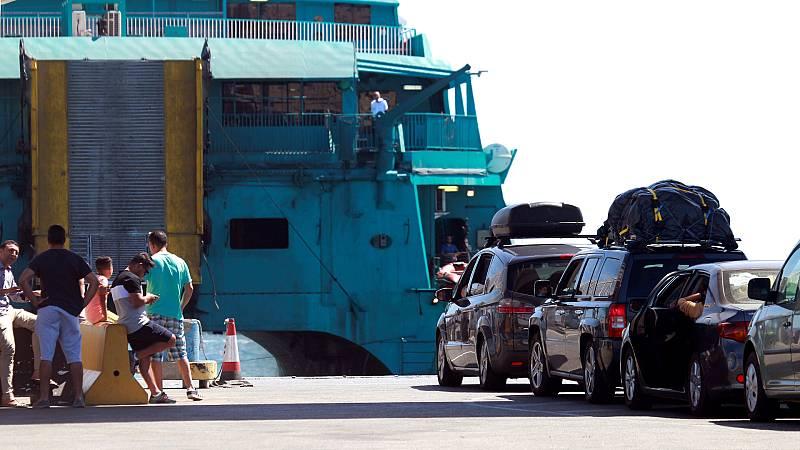 Boletines RNE - Marruecos dice que este año no habrá Operación Paso del Estrecho - Escuchar ahora