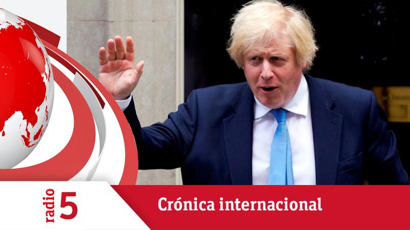 Crónica internacional - Inglaterra reabrirá locales de ocio el 4 de julio - Escuchar ahora
