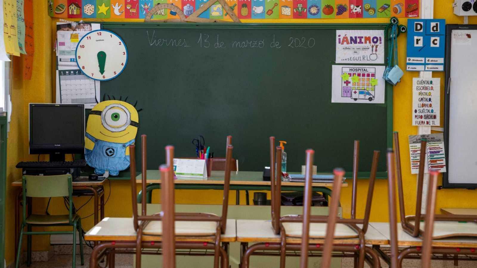 Educar para la paz - Fin de curso marcado por el coronavirus - 23/06/20 - escuchar ahora