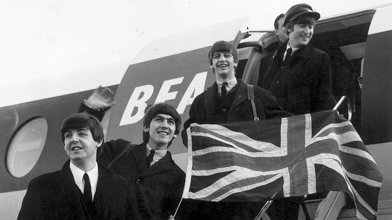 Rock and Roll Highschool - Cap. 17; La invasión británica (1964-1966) - 24/06/20 - escuchar ahora