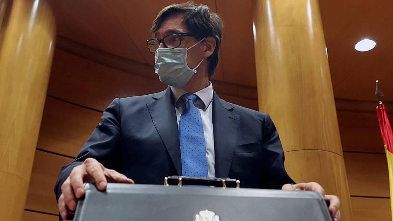 Boletines RNE - Sanidad anuncia una compra extra de vacuna contra la gripe - Escuchar ahora