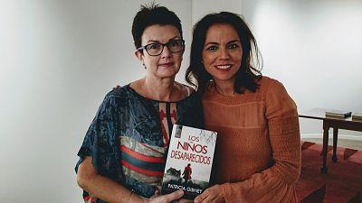 Libros de arena - Patricia Gibney y 'Los niños desaparecidos' - 24/06/20 - Escuchar ahora