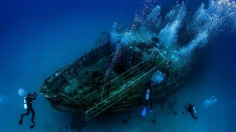 24 horas - Expediciones subacuáticas para conocer la vida de los españoles del siglo XVIII - Escuchar ahora