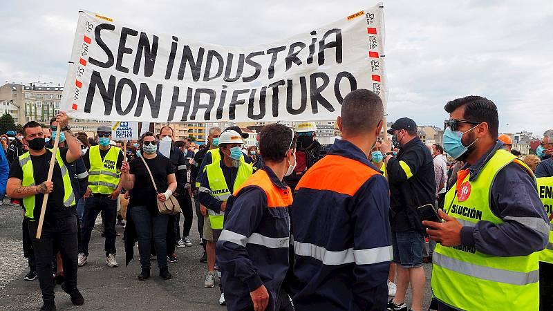 """Las mañanas de RNE con Íñigo Alfonso - """"Tiene que haber una decisión política para tener industria propia"""" - Escuchar ahora"""