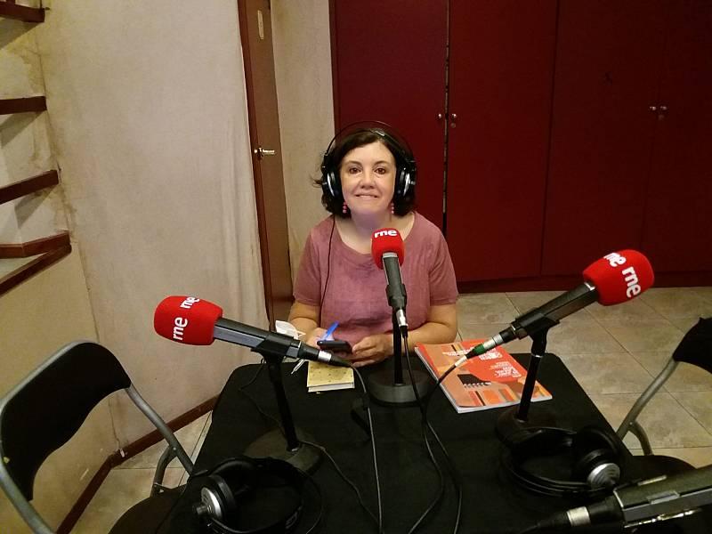 El mati a Ràdio 4 - Entrevista Conxita Casanovas
