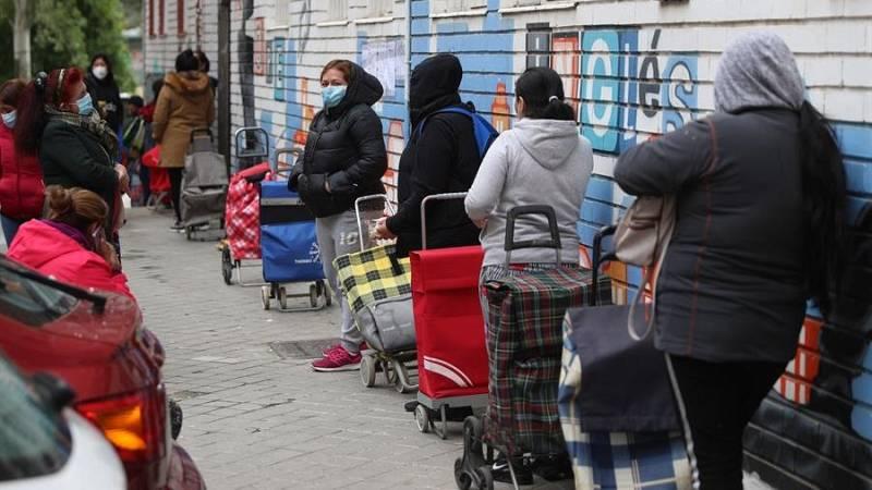 Las mañanas de RNE con Íñigo Alfonso - 75.000 hogares empiezan a cobrar hoy el ingreso mínimo vital - Escuchar ahora