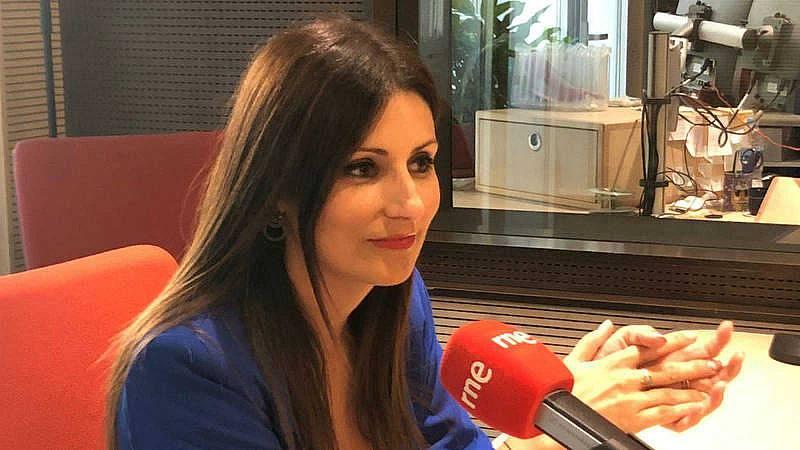 """Lorena Roldán: """"Demanar unes eleccions ara per mi és irresponsable"""""""
