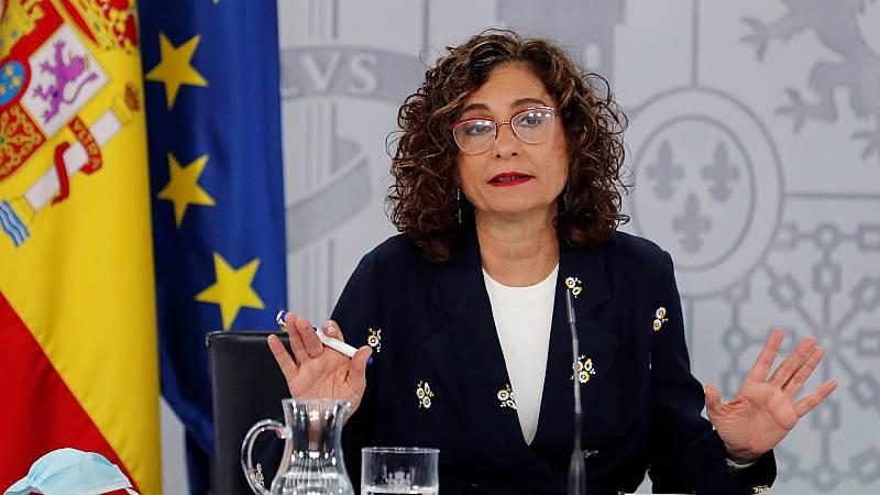 14 horas - El Gobierno aprueba la prórroga de los ERTE y de la prestación para autónomos hasta el 30 de septiembre - Escuchar ahora