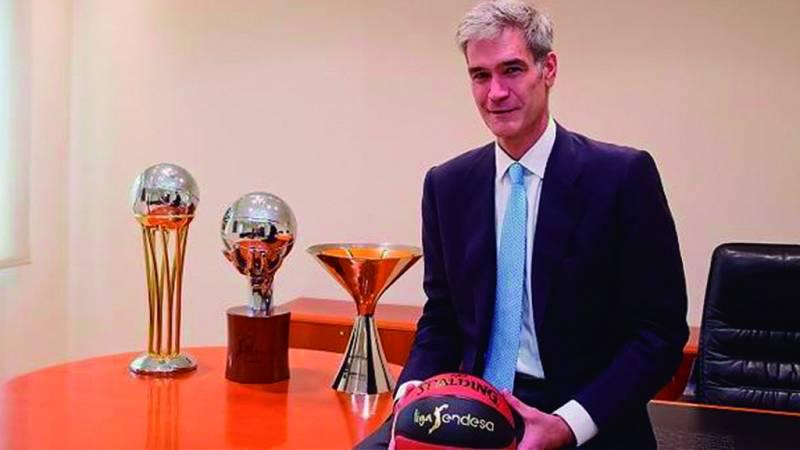 """Tablero deportivo - Antonio Martín: """"Es una competición de baloncesto de verdad"""" - Escuchar ahora"""