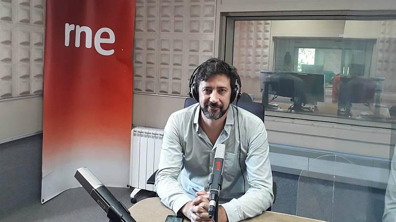 """Las mañanas de RNE con Íñigo Alfonso - Antón Gómez-Reino (Galicia en Común): """"Hay una mayoría social progresista y de cambio en Galicia"""" - Escuchar ahora"""