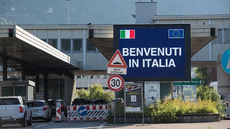 14 horas - La UE ultima la lista de países a los que abrirá sus fronteras - Escuchar ahora