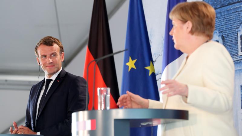 """24 horas - Macron: """"No se puede olvidar qué países son beneficiaros netos del funcionamiento del mercado único"""" - Escuchar ahora"""