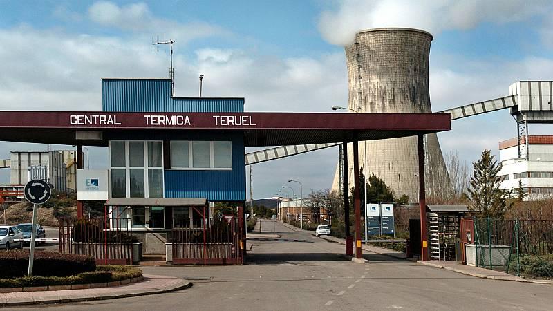 Las mañanas de RNE con Íñigo Alfonso - Andorra (Teruel) busca alternativas para sobrevivir sin la central térmica - Escuchar ahora