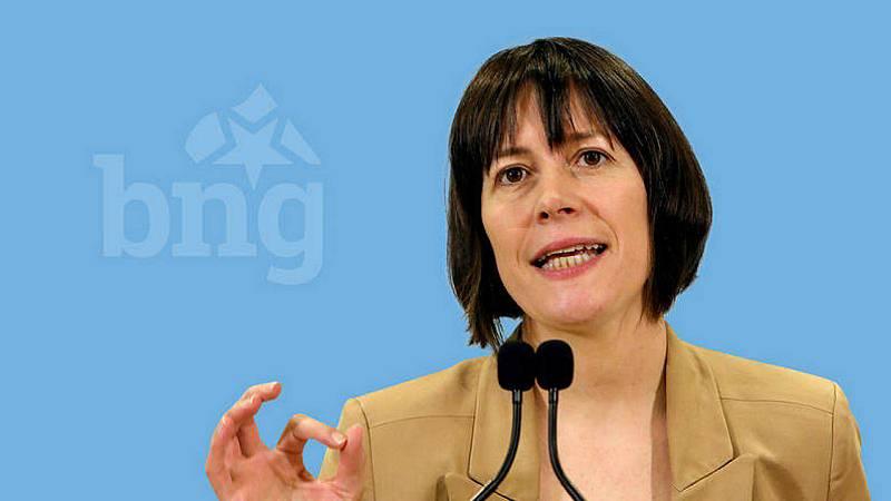 """Las mañanas de RNE con Íñigo Alfonso - Entrevistas electorales - Montón: """"Galicia debe tener un Gobierno con las manos libres y eso sólo lo garantiza el BNG""""  - Escuchar ahora"""
