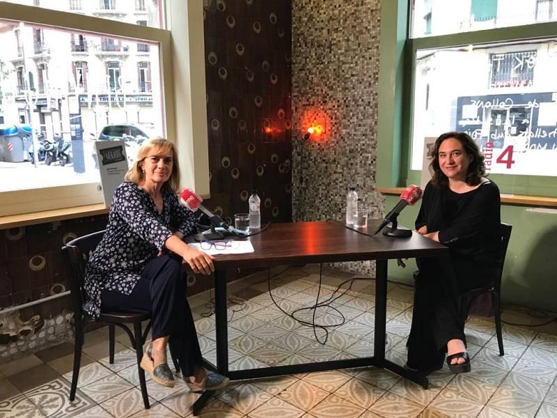 Gemma Nierga entrevista Ada Colau 30/06/20