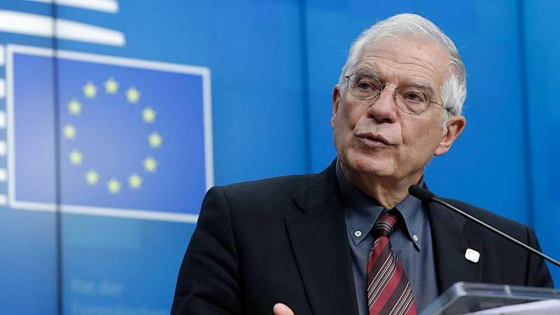 Boletines RNE - La UE anuncia medidas recíprocas tras la expulsión de su embajadora en Caracas - Escuchar ahora