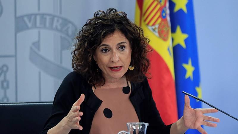 14 horas - El Gobierno sólo abrirá las fronteras a China y Marruecos si permiten la entrada de españoles - Escuchar ahora