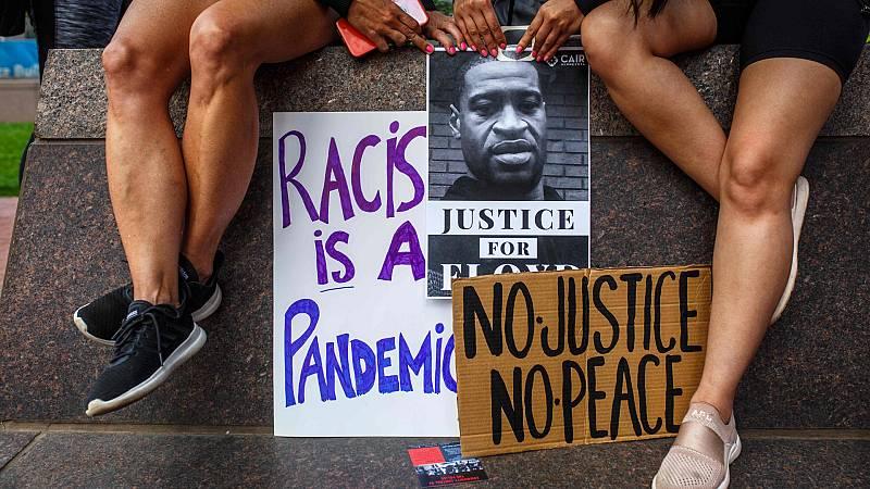 Por tres razones - El racismo según españoles en EEUU - Escuchar ahora