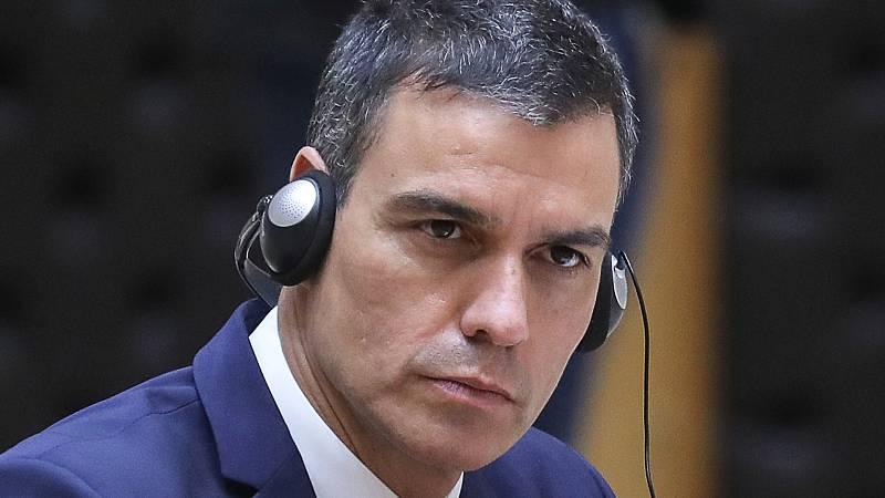 24 horas - Sánchez cree que la coalición de gobierno ha salido reforzada de la pandemia - Escuchar ahora